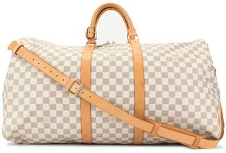 Louis Vuitton Pre-Owned 2007 Keepall Bandouliere 55 2way travel bag