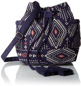 Roxy Magical Riad Satchel Handbag Saddle Cross Body