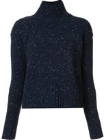 Organic by John Patrick high neck sweater