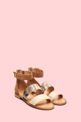 The Frye Company Evie 2 Band Sandal