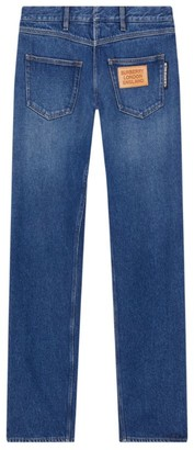 Burberry Relaxed Straight Jeans