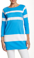 Joan Vass Stripe Tunic
