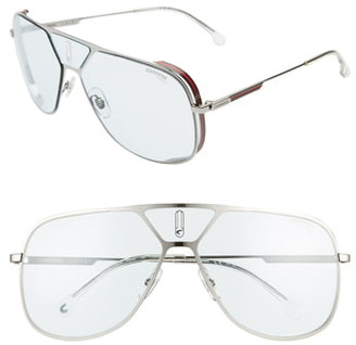 Carrera 60mm Polarized Navigator Sunglasses