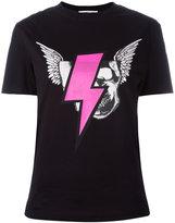McQ by Alexander McQueen print T-shirt - women - Cotton - M