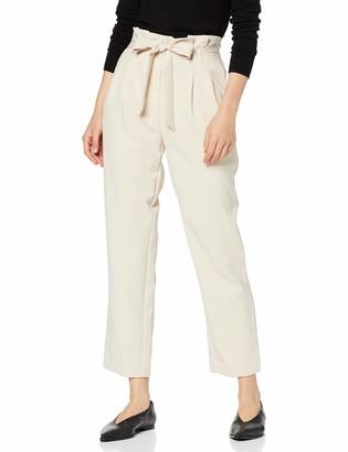 New Look Women's Miller HW Paperbag Trousers