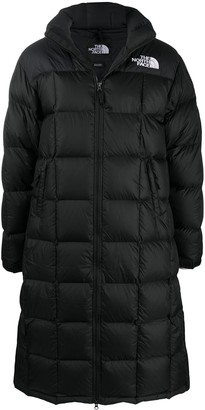 The North Face Lhotse Duster feather down parka