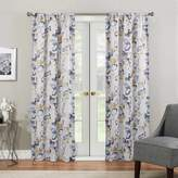 Eclipse Floral Paige Thermaweave Blackout Curtain Panel