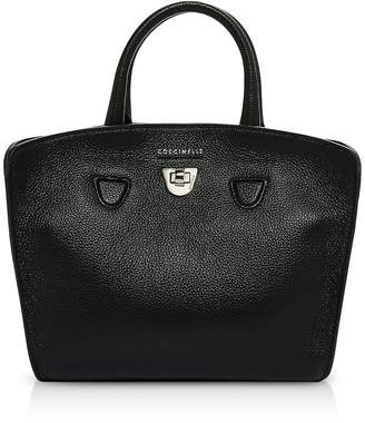 Coccinelle Angie Top-Handle Small Tote Bag