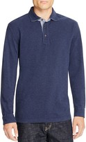 Brooks Brothers Patina Long Sleeve Classic Fit Polo Shirt