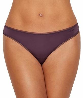 DKNY Women's Litewear Low Rise Thong Panty