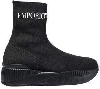 Emporio Armani High-tops & sneakers