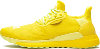 adidas Solar Hu Glide 'Pharrell - Yellow' Shoes - Size 8