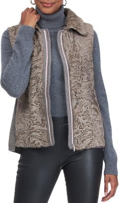 Gorski Lamb Fur Vest