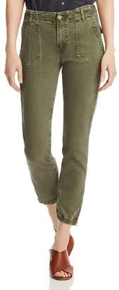 Paige Mayslie Slim Cargo Pants
