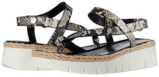Franco Sarto Jinxy (Natural) Women's Shoes