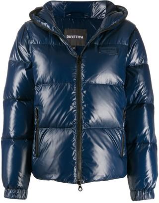 Duvetica Quilted Puffer Jacket