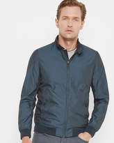 Ted Baker Bomber Jacket Teal