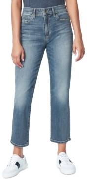 Joe's Jeans The Scout Mid-Rise Slim Tomboy Crop Jeans