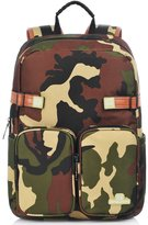 Binlion Camo Laptop backpack and Student backpack