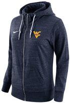 Nike Women's West Virginia Mountaineers Gym Vintage Fleece Hoodie
