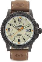Timex Men's Expedition T49990 Leather Analog Quartz Watch