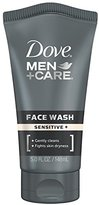 Dove Men+Care Face Wash, Sensitive+ 5 oz