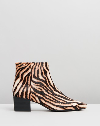 Senso Women's Brown Heeled Boots - Katie III - Size One Size, 37 at The Iconic