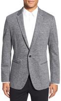 Theory 'Stiring' Melange Jersey Blazer
