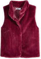 Epic Threads Faux Fur Vest, Big Girls (7-16), Created for Macy's