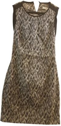 Sandro Spring Summer 2018 Cotton - elasthane Dress for Women