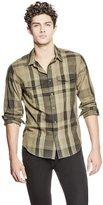 GUESS Jake Plaid Shirt