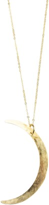 Nashelle Crescent Moon Necklace