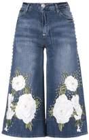 Philipp Plein Cotton Jeans