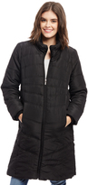 Motherhood Quilted Puffer Maternity Coat
