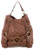 Isabella Fiore Leather Handle Bag