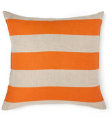 Aura Wide Stripe Decorative Cushion