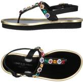 Alberto Guardiani Toe strap sandals - Item 11426369