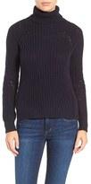 Joe's Jeans Women's Ribbed Turtleneck Sweater