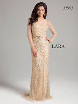 Lara Dresses - 32953 Dress In Champagne