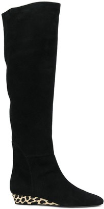 Giuseppe Zanotti Animal Heel Boots