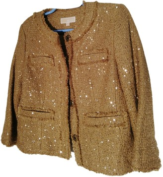 Michael Kors \N Gold Glitter Jackets
