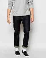 G Star G-Star Jeans Attacc Straight Fit Back Zip Pocket Brooklyn Denim Raw