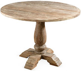 One Kings Lane Viscardi Round Dining Table - Sand