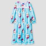 Toddler Girls' Disney® Frozen Nightgown - Blue