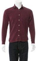 Oliver Spencer Knit Button-Up Shirt