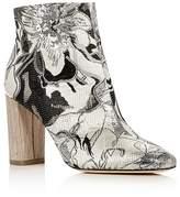 Pour La Victoire Rickie Brocade High Heel Booties