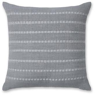Bole Road Textiles Bati 18x18 pillow - Mist
