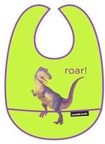 Crocodile Creek T-Rex Bib (3208-1) by