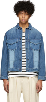 Kuro Blue Level Denim Jacket