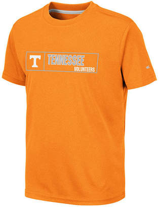Colosseum Big Boys Tennessee Volunteers Boxed Logo Polyester T-Shirt